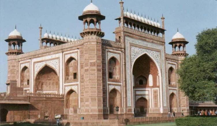 Raj palace wedding